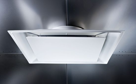 TF: 24in / 600mm Square Therma-Fuser™ VAV Diffuser