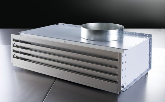 TLC: Linear Slot Therma-Fuser™ VAV Diffuser